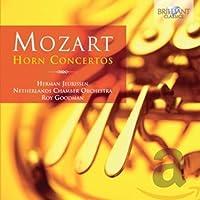 モーツァルト:ホルン協奏曲集