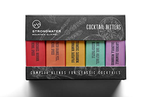 Cocktail Bitters Collection Set