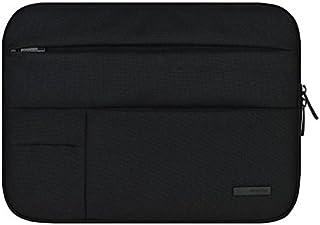 Jlyifan Black Denim Busniess Carrying Sleeve Bag Breifcase Cover for HP Spectre x2 12 / Elite x2 (1012) / HP Pavilion x2 12.1 / HP Pro Slate 12 / Sony Z4 Tablet Pro 12