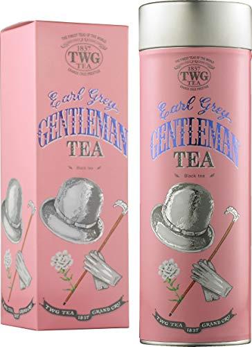 TWG Tea  Earl Grey Gentleman (オートクチュール缶, 茶葉100g入り)