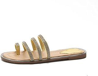 Donyyyy Zapatillas son planas con toallas frescas y muy cómodo de llevar de fondo plano.