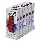 48 Stück Bolsius CREATIONS Schmelzblüten Duftblüten Aromatic Wachs Melts Düfte (6x8er) (Berry delight)