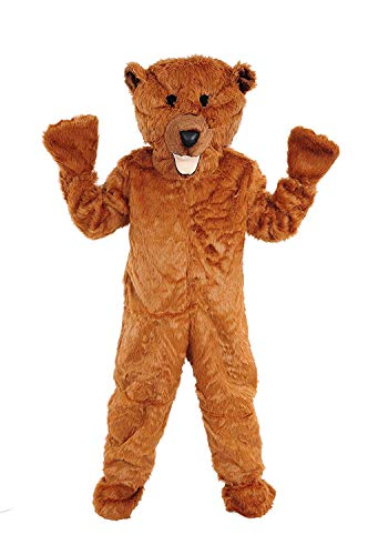 Braunbär Fell Einheitsgrösse XXL Kostüm Fasching Bär Fasching Karneval Teddy