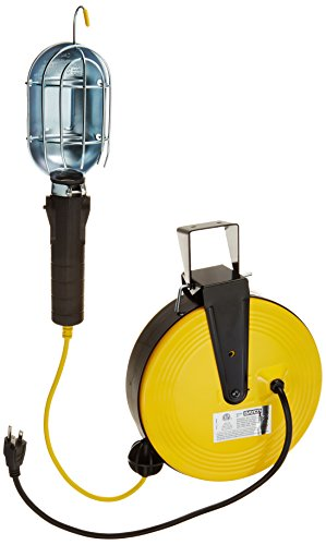 Bayco SL-851 Professional Series Metal Shield Incandescent Utility Light on