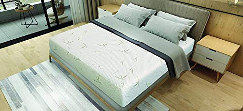 Learn More About 10 Inch Memory Foam Mattress, The Dream Series (Cal_King)