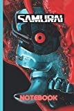 Cyberpunk 2077 Composition Notebook: College Wide Ruled Game Notebook Guide for School Students, Teen Boys and Girls, Kids, Women for strategy Notes, ... edition): (Cyberpunk Composition Notebooks)