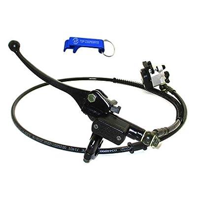 """TC-Motor Upgraded Hydraulic Brake System For Mini Bike Baja Doodlebug DB30 50"""" Hose"""
