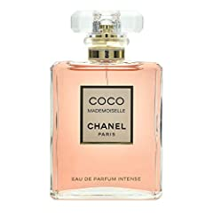 Coco Mademoiselle was launched in 2001 Top notes are orange, mandarin orange, orange blossom and bergamot Middle notes are Mimosa, jasmine, Turkish rose and ylang-ylang