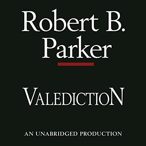 Valediction audiobook cover art