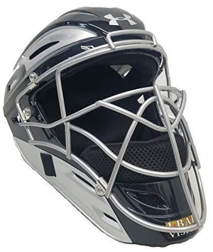 Under Armour Youth Pro Two-Tone Catchers Helmets
