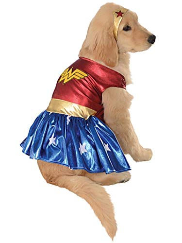 Rubie's Wonder Woman Pet Costume-Small,