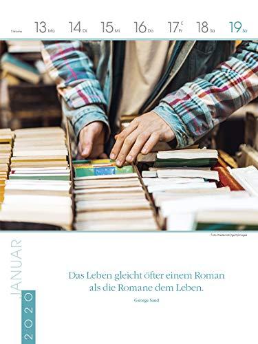Literaturkalender Leselust 2020 - 5