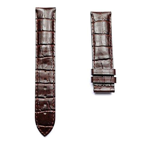Tissot Lederarmband 19 mm für Uhren Le Locle T610014577, Braun