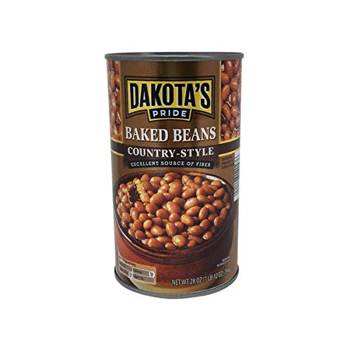 Dakota's Pride Country-Style Baked Beans - 1 Can (28 oz.)
