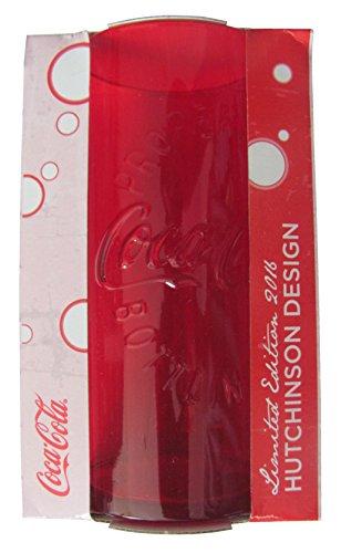 Coca Cola & Mc Donald´s - Edition 2016 – Rouge – Design Hutchinson – Verre