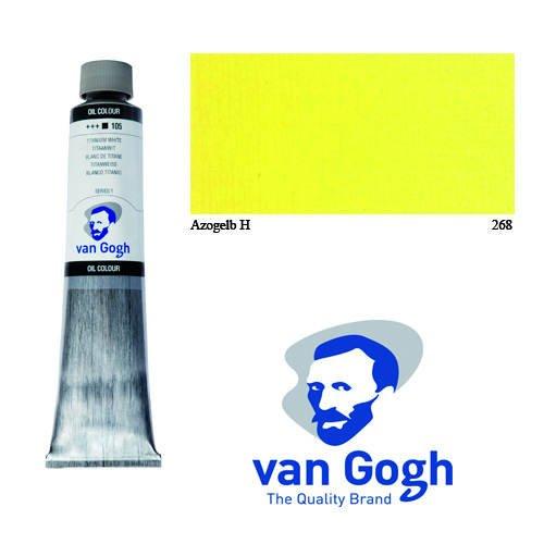 Van Gogh Ölfarbe, 200 ml, Azogelb Hell [Spielzeug]