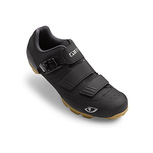 Giro Privateer R Mens Mountain Cycling Shoe − 39, Black/Gum (2019)