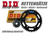 DMS Sporting GMBH 825-105 DID Cadena y ruedas Premium X-Ring Set 1050 Adventure - año de fabricación 2015-2016