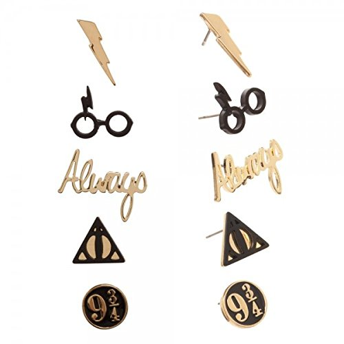 Harry Potter Fashion Harry Potter Earrings