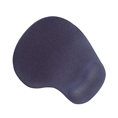 cuitan Silikon Mauspad mit Handballenauflage, rutschfest Anti Fatigue Mauspad Handgelenk Pad Kissen Handgelenk-Wrist Rest Mouse Pad matt für Laptop, Notebook, Computer, PC