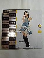 CoCo壱番屋 SKE48 コラボレーション 特製ペーパーフィギュア 松井珠理奈 AKS アイドル グッズ ココイチ