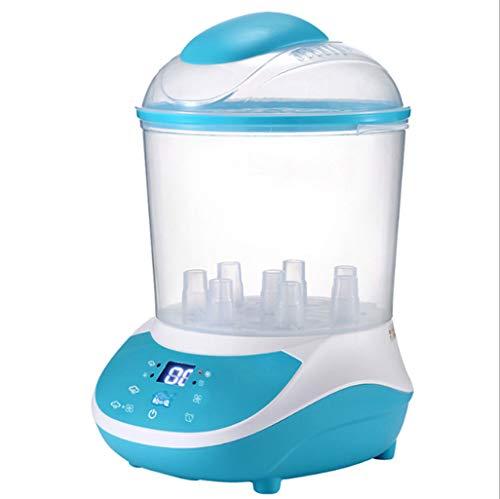 Sterilisator voor flessen met droging, multifunctionele sterilisatie, roestvrij staal, sterilisator met hoge capaciteit.
