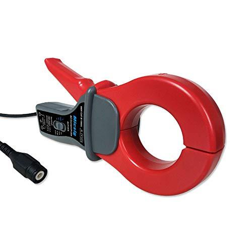 Micsig ACP1000 - Osciloscopio de corriente alterna con cable coaxial aislado BNC, rango de corriente de prueba 0,1 A-1000 A, frecuencia de funcionamiento 10 Hz-100 KHz,
