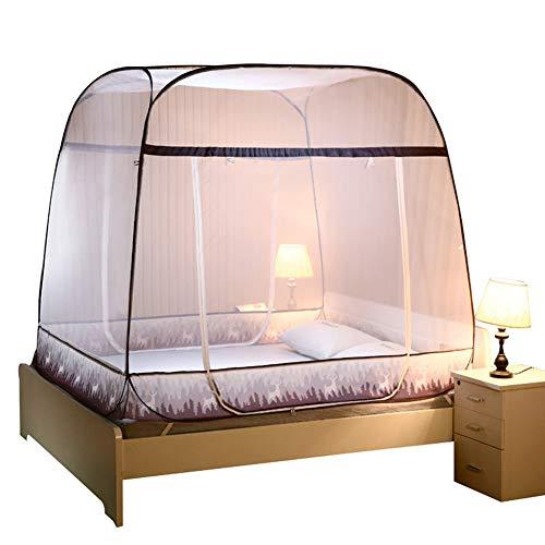 Muggenhor drie open deur vierkante draad vouwbaar,B1