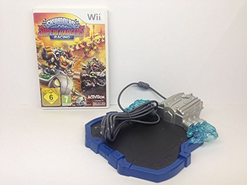 skylanders Superchargers Racing Starter Pack für Wii (Portal + Software, KEINE figuren)