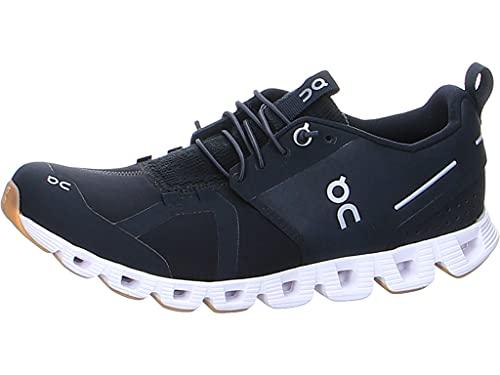 On-Running Cloud Damen-Laufschuh, Frottee, Schwarz (schwarz / weiß), 40 EU