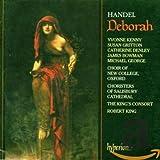 Deborah (Soloists-Kings Cons.-R.King)