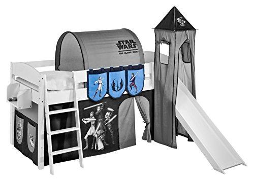 Lilokids Hängetaschen Star Wars The Clone Wars - für Hochbett, Spielbett und Etagenbett