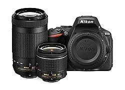 Nikon D5500 Best DSLR Cameras 2019