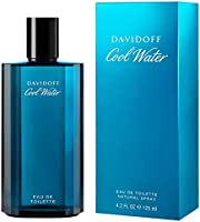 Davidoff Cool Water Eau de Toilette for Men, 125ml
