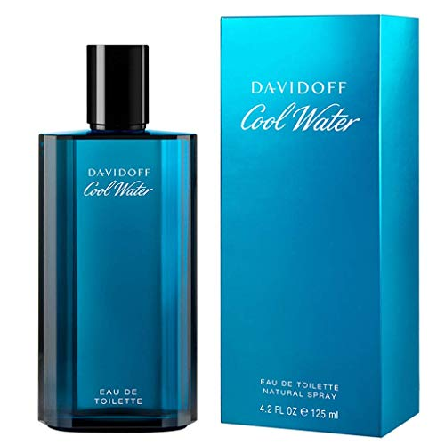 Davidoff Cool Water Man Edt Spray 125ml