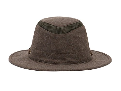 Tilley Tilley Hat TMH55 Airflow Recycled, 56cm, Brown