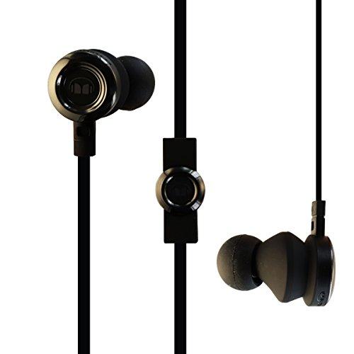 Earphones Monster Clarity HD In-Ear Black
