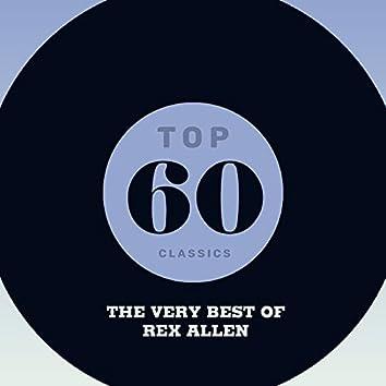 Top 60 Classics - The Very Best of Rex Allen