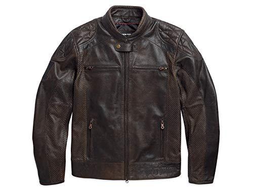 HARLEY-DAVIDSON Motorradjacke Lederjacke #1 Vintage, S