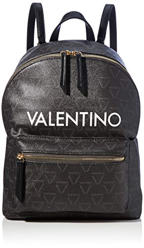 Valentino Bags Womens LIUTO BACKPACK, NERO/MULTICOLOR, one size