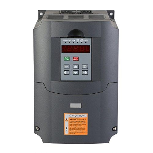 Hpcutter - Invertitore di frequenza variabile CNC, 220 V, per controllo motori mandrino - 4.0KW VFD