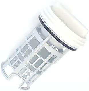 Samsung DC97-14976A Washer Drain Pump Filter Genuine Original Equipment Manufacturer (OEM) Part Purple