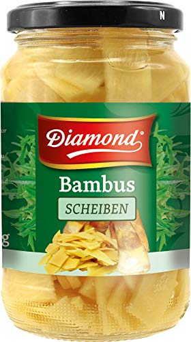 Diamond Brotes De Bambú, Rodajas 330 g