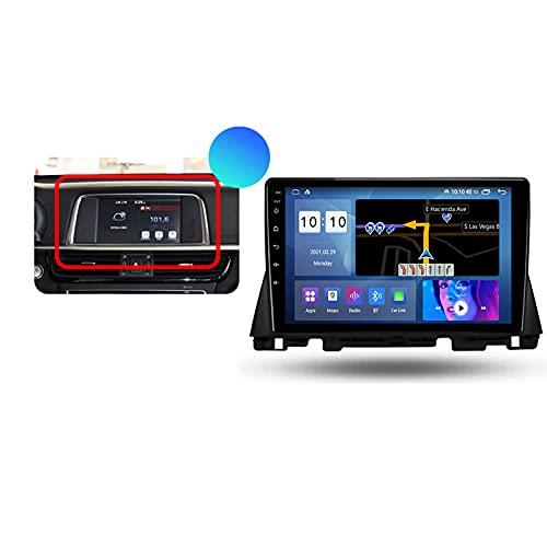ADMLZQQ Autoradio Bluetooth para Kia Optima 4 JF 2015-2020 2 DIN Android Radio De Coche 9'' Pantalla Táctil 5G WiFi Plug and Play Soporte Carautoplay/GPS/Dab+/OBDII,Type b,M300S