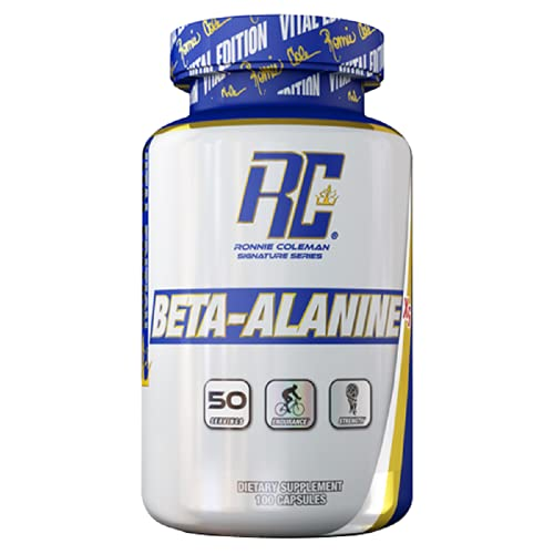 RCSS Glutamine Kreatin Multi-Vitamin Bodybuilding (Beta-Alanine XS 100 Kapseln)