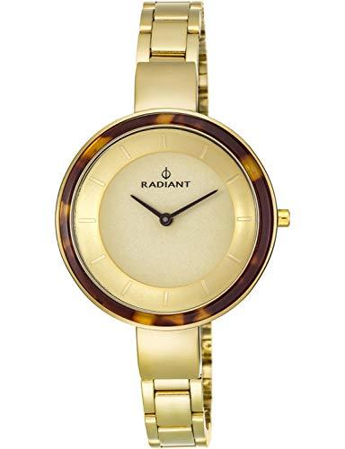 Radiant Reloj Analógico para Mujer de Cuarzo con Correa en Acero Inoxidable RA460202