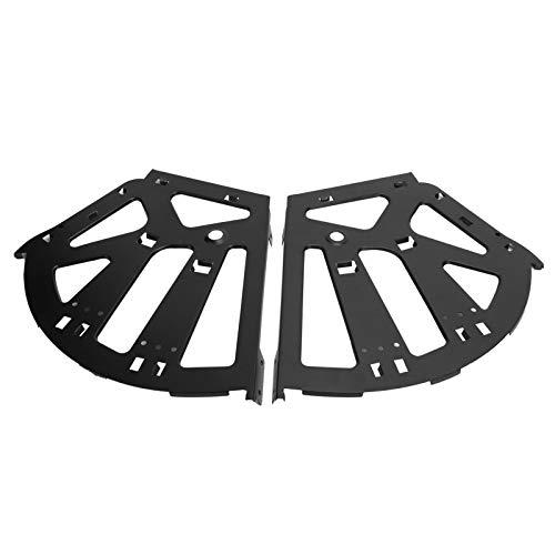 Bisagra para cajón de zapatos Gran capacidad de carga con accesorios de montaje Accesorios para gabinete de zapatos resistentes a la corrosión, para el hogar