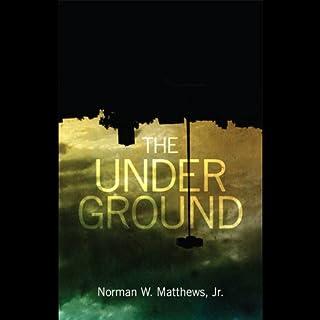 The Underground audiobook cover art