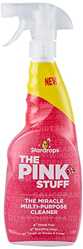 THE PINK STUFF Nettoyant Multi-Usage Le Miracle Cleaning Agent, Pink, 750ml, 1 pack