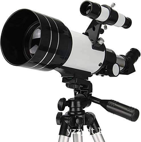 ZWX Astronomical Telescope for Kids, Travel Telescope Lunar for Astronomy Beginners, Kids & Adults Astronomy Portable, Perfect STEM Christmas Birthday Gift for A Young Astronomer 8+ Years Old (70mm)